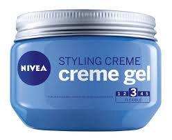 NIVEA GEL CREME STYLE 150 ML