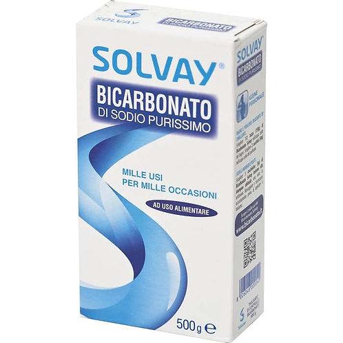 SOLVAY BICARBONATO 500 GR
