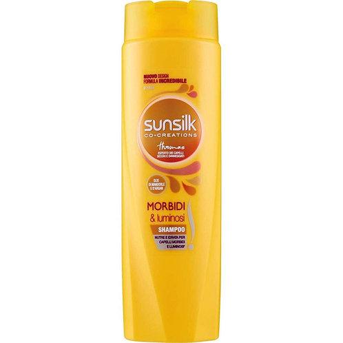 Sunsilk Shampoo Capelli Morbidi e Luminosi 250 mL