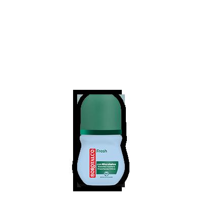 BOROTALCO DEODORANTE FRESH ROLL ON 50 ML 0% Alcool