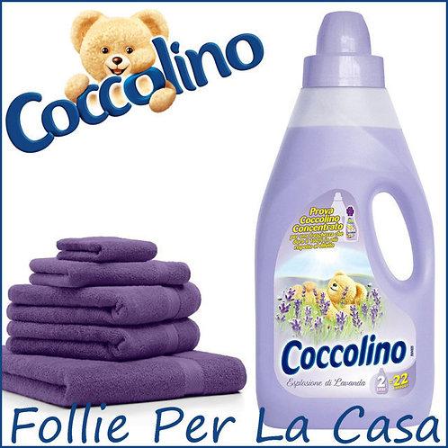 COCCOLINO ammorbidente LAVANDA LV22 LT2