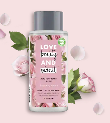 Love Beauty & Planet Shampoo Capelli Colorati 400ml