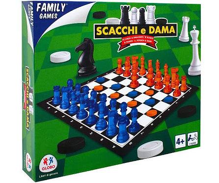SCACCHI E DAMA