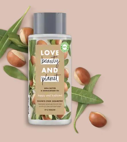Love Beauty & Planet Shampoo Capelli Secchi 400ml
