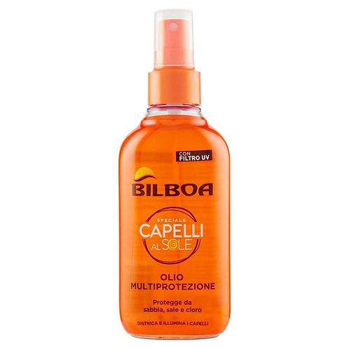 BILBOA Olio Multiprotezione Capelli con filtro UV