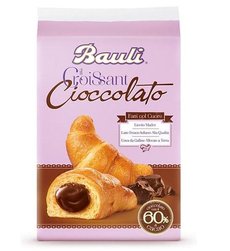 croissant CIOCCOLATO bauli 6pz (240gr)