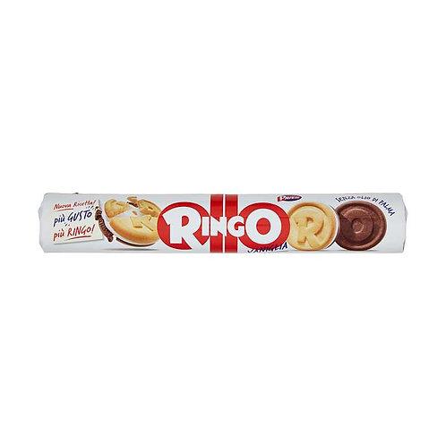 Biscotti Ringo Vaniglia Classici Confezione Tubo 165 gr