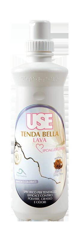 USE TENDA BELLA LAVA