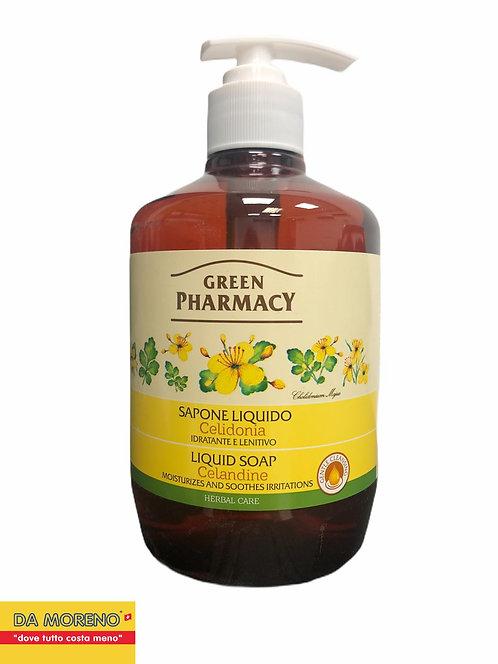 GREEN PHARMACY SAPONE MANI Celidonia