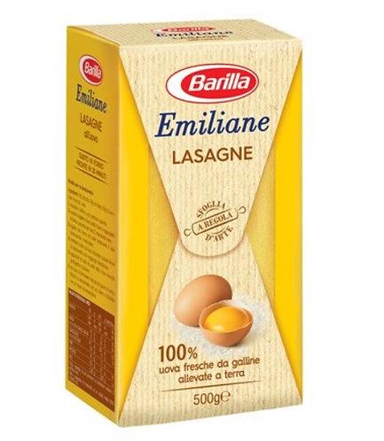 pasta BARILLA Lasagne all'uovo Emiliane (500gr)