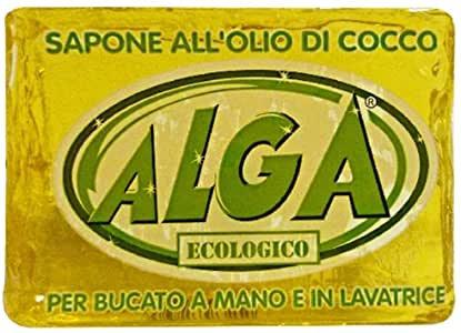 ALGA SAPONE BUCATO 400 GR ECOLOGICO