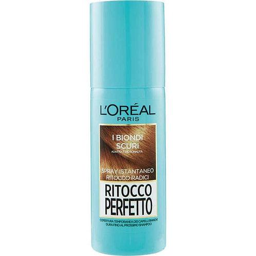 L'OREAL Spray Capelli Ritocco Radici I BIONDI SCURI