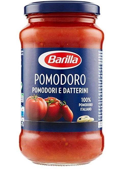 Barilla Sugo al Pomodoro con Pomodori e Datterini