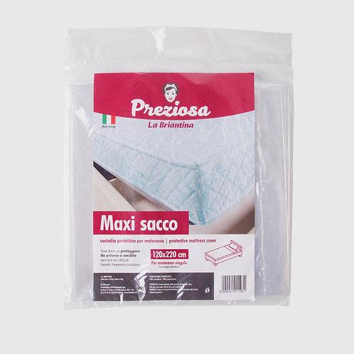 SACCO CUST.MAXI PER MATERASSI CM120X220