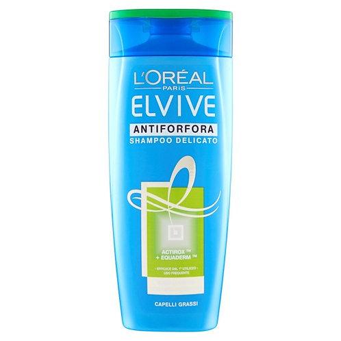 ELVIVE shampo anti forfora e capelli GRASSI ML250