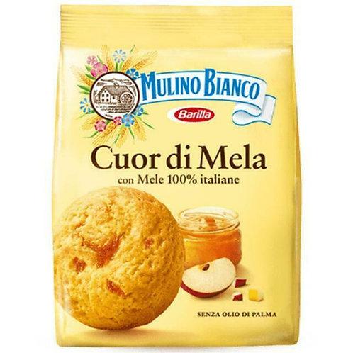 Biscotti Cuor Di Mela mulino bianco 300gr