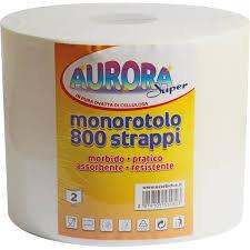 AURORA monorotolo 800 strappi