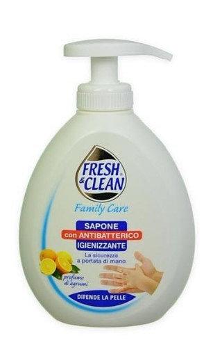 FRESH&CLEAN sapone mani con ANTIBATTERICO fresh e clean 300 ml