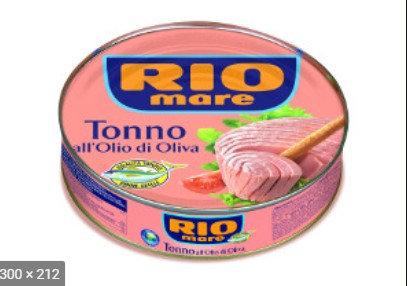 Tonno RIOMARE 500GR