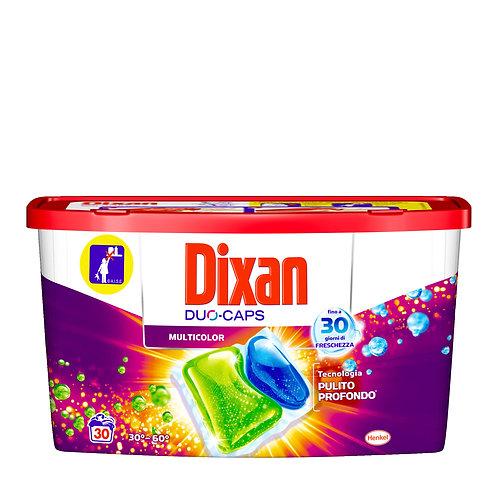 DIXAN DUO-CAPS COLOR lavatrice PZ30