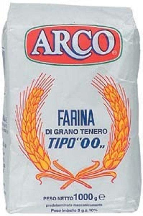 Farina Arco  tipo 00 di grano tenero 1kg