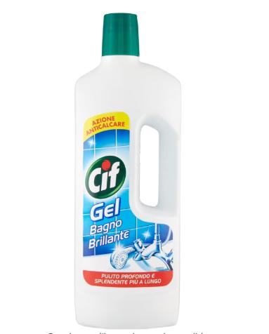 CIF GEL BAGNO BRILLANTE 750 ML