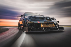 Gez Purcell - Time Attack Impreza 08-02-