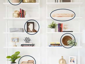 A Beginners Guide to Shelf Styling