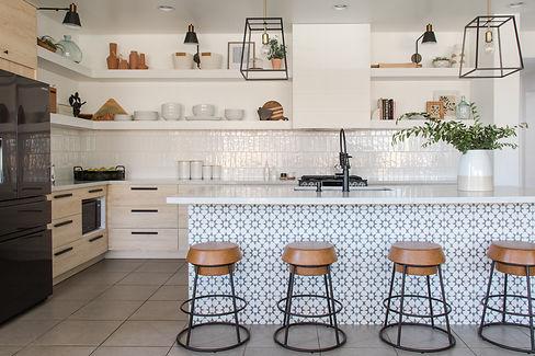 Blue Copper Design - Kitchen - Movement