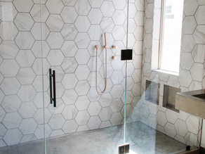 Must Haves for a Roll In Shower