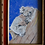 Thumbnail: Sleeping Koala Original in Frame