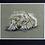 Thumbnail: Sleeping Pup Pastel Print