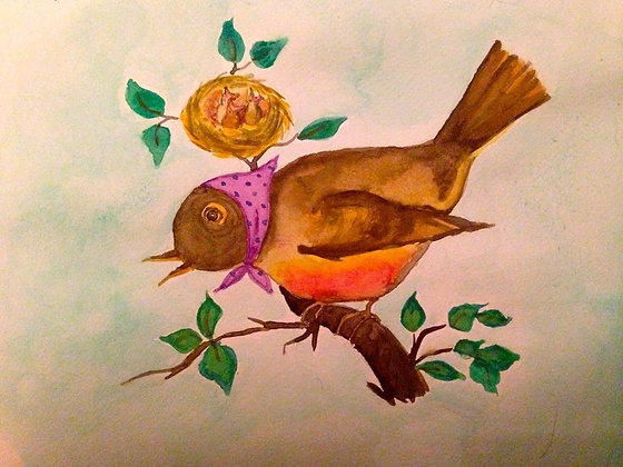 Mother Bird Original