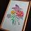 Thumbnail: Fresh Flowers Original in Frame