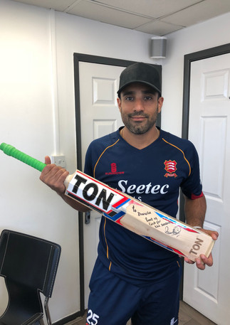 Ravi Bopara visited our Upminster 2 store