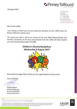 Children's Charity Readathon