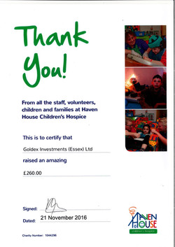 Haven'ss House Children's Hospice