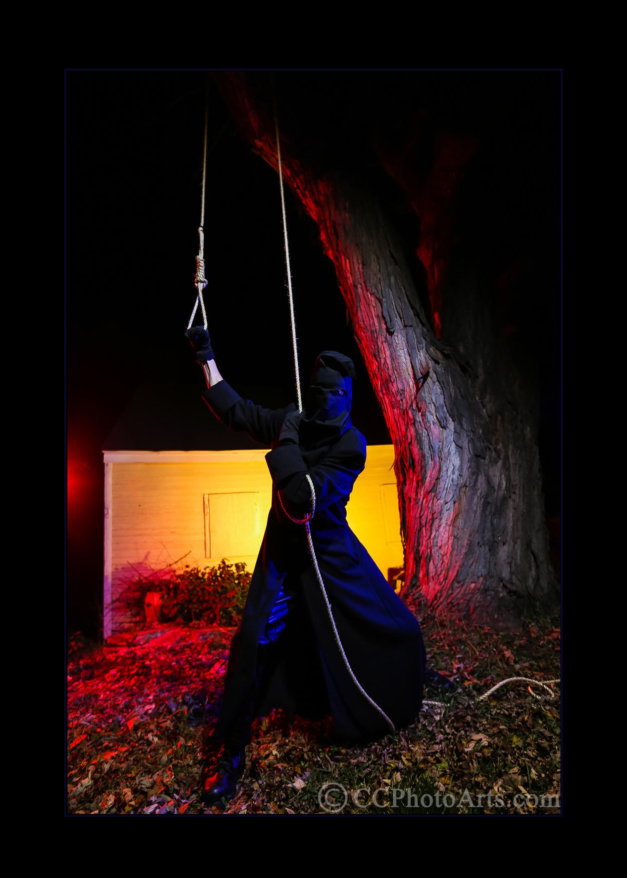 """The Hangman"""