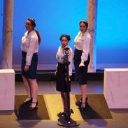"""The Andrews Sisters sing in """"Dancin"""""""