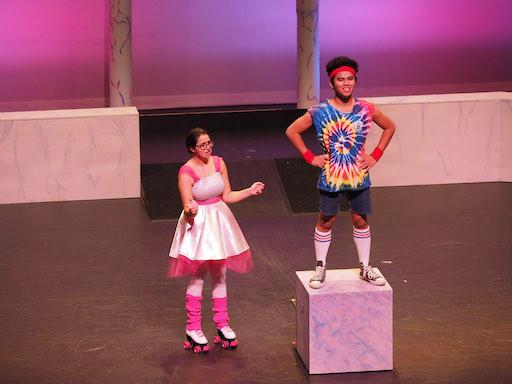 Sonny tells Kira of his artistic vision