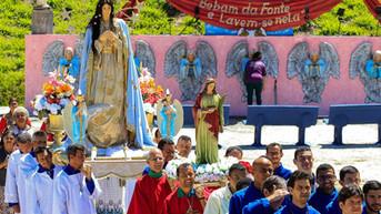 Hojé é dia 08 - Vamos rezar à Imaculada?