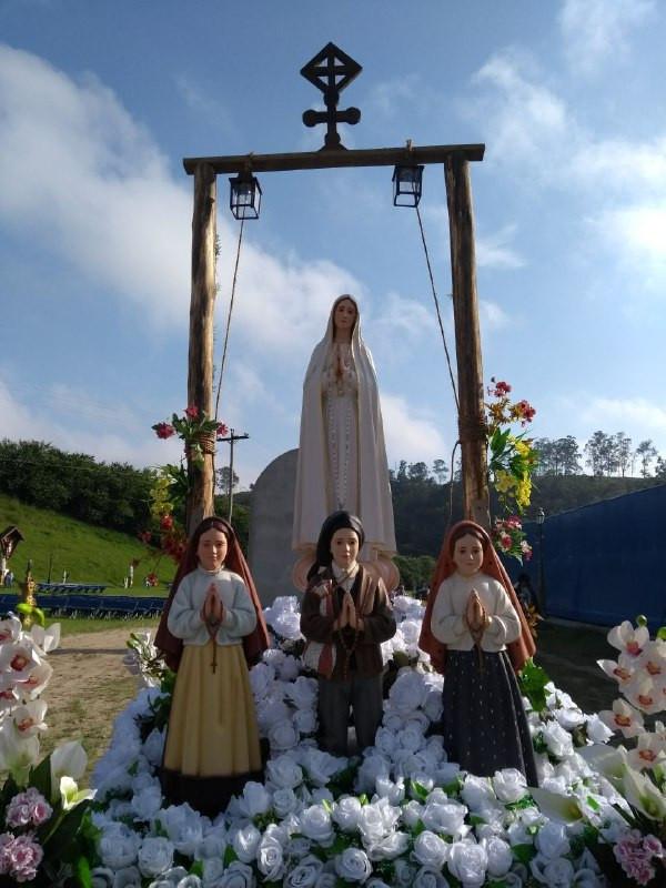 Mensagem de Nossa Senhora Rainha e Mensageira da Paz nas Aparições de Jacareí - SP - Brasil