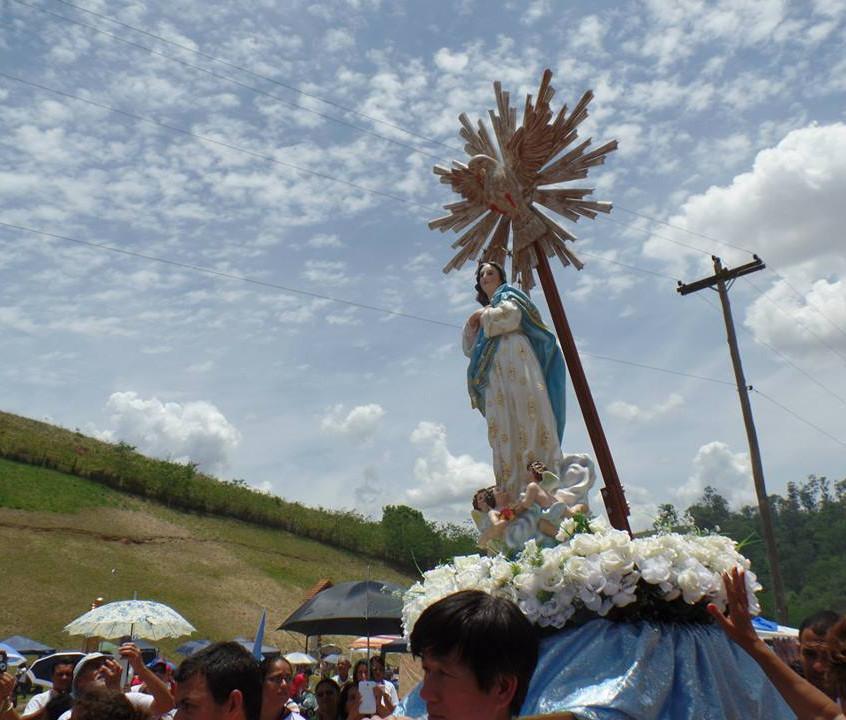 Procissão Festa da Imaculada