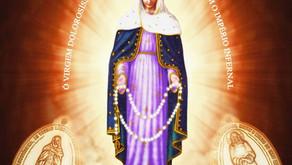 08 de abril - Revelação da Medalha de Nossa Senhora das Lágrimas - Campinas - SP - BR