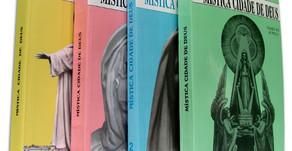 Mística Cidade de Deus - 2º Tomo - Capítulo 5: Manifesta o Altíssimo à Maria Santíssima os mistérios