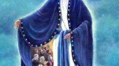Mensagem do dia 24 de setembro de 2017 - Aparição de Nossa Senhora e de Santo Onofre
