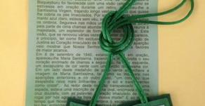 Escapulário verde