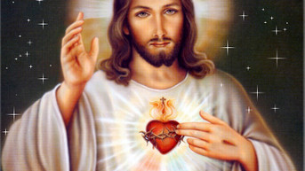 Terço do Sagrado Coração de Jesus