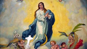 Dia da Imaculada Conceição | Hora da Graça Universal | 08 de dezembro ao meio-dia