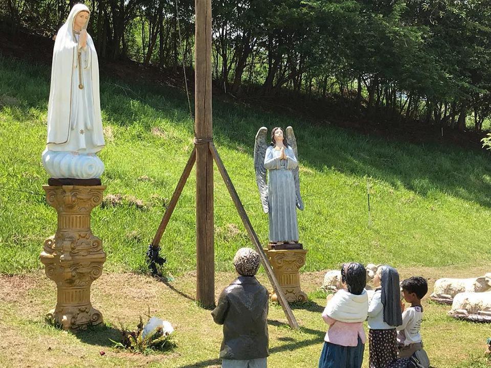 Imagens do Santuário das Aparições de Jacareí